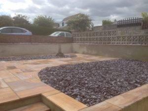 Landmark Garden Design Decking Installation