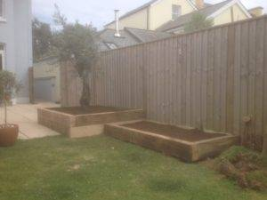 new raised garden beds