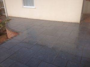 new colour slate decking