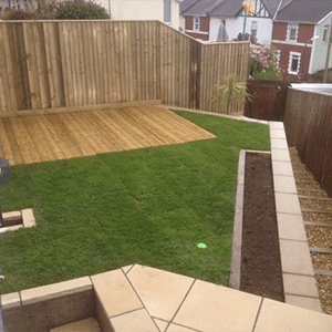 Landscaping Services in Devon