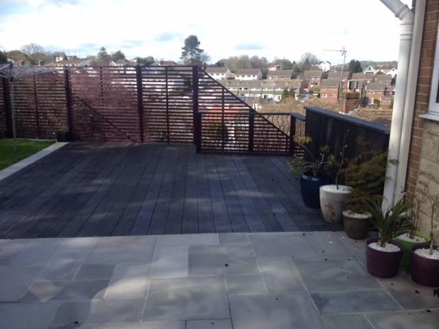 Decked Rear Garden 2