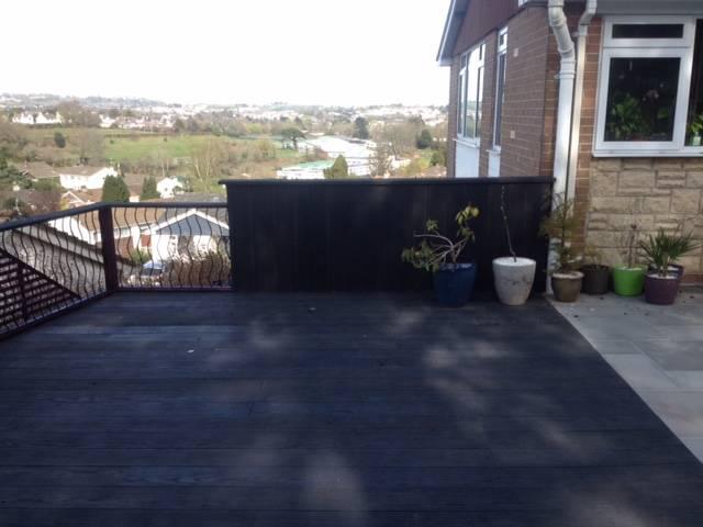 Decked Rear Garden 4