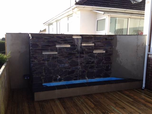 water feature wall 3