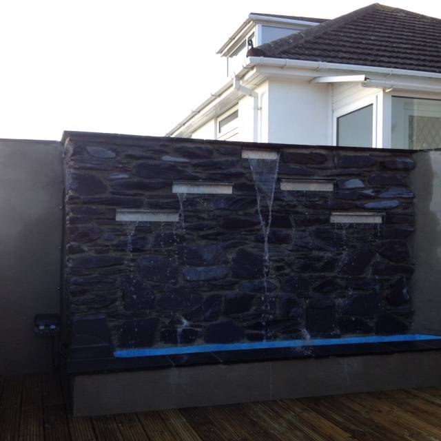 water feature wall 2