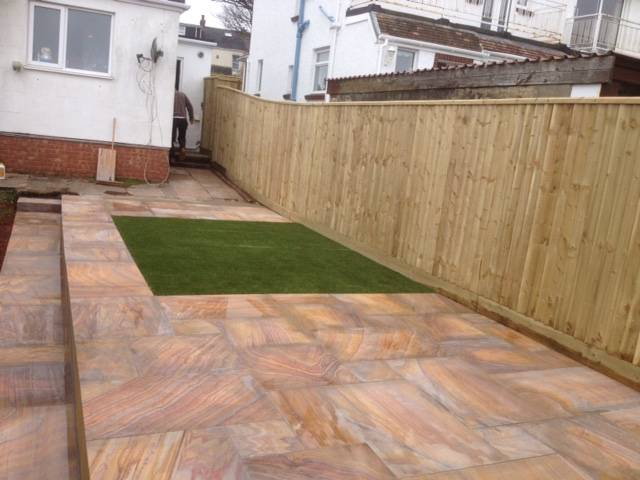 Fence and Patio 4