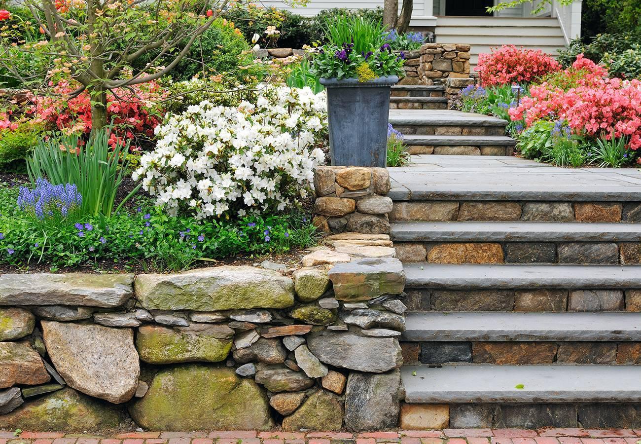 Landmark garden design garden design in brixham torbay for Garden design devon